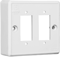 Penta Surface Mounting Box For Switches - Features, Specifications - Surface & Domestic Boxes Online India - Anchor by Panasonic
