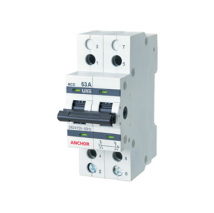 UNO DP CHANGEOVER SWITCH | Anchor Electricals
