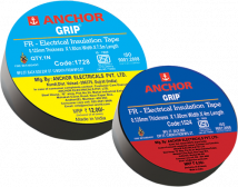 Anchor Grip (FR PVC Insulated Electrical Insulation Tape)