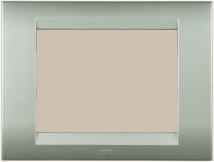 Roma Roma Tresa Silver Cover Frame Features, Specifications - ROMA Colours Online India - Panasonic Life Solutions India