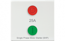 Roma 25A, Motor Starter, 2M Features, Specifications - Switches Online India - Panasonic Life Solutions India