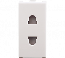 Roma 6A, 2Pin Uro Socket, 1M Features, Specifications - Sockets Online India - Panasonic Life Solutions India