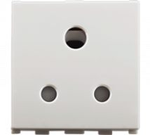 Roma 6A, 3Pin Socket, 2M  - Features, Specifications - Sockets Online India - Anchor by Panasonic