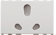 Roma 20A/10A, Twin Socket, 3M - Features, Specifications - Sockets Online India - Anchor by Panasonic