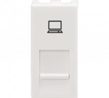 Roma RJ45, Receptor, 1MFeatures, Specifications - Support Module Online India - Anchor by Panasonic