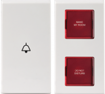 Roma DND MMR External Unit (DND & MMR Indicator & Bell push Switch), 2M - Features, Specifications - Hospitality Range  Online India - Anchor by Panasonic