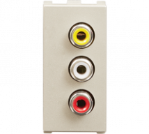 Roma Audio Video Socket, 1M Features, Specifications - Support Module Online India - Panasonic Life Solutions India