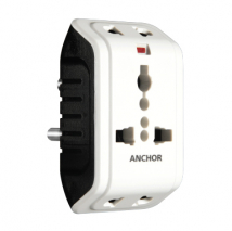 6A Multiplug Adaptor MultiPlugs - Features, Specifications Online India - Anchor by Panasonic
