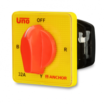 UNO PHASE SELECTOR ROTARY SWITCH