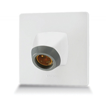 Angle lamp holder (Modular ) Lamp holder - Features, Specifications Online India - Panasonic Life Solutions India