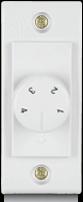 Penta 100 W,  Mini Fan Regulator Rotary Step - Features, Specifications - Fan Regulators Online India - Anchor by Panasonic