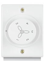 Penta 100W, Deluxe Fan Regulator  Rotary Step - Features, Specifications - Fan Regulators Online India - Anchor by Panasonic