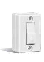 Penta 6A, Surface Bell Push Switch Features, Specifications - Switches Online India - Panasonic Life Solutions India
