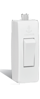 Penta 6A, 1 Way Bed Switch Features, Specifications - Switches Online India - Panasonic Life Solutions India