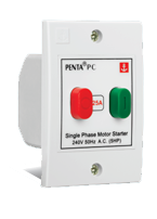 Penta 25A, Motor Starter S.P - Features, Specifications - Switches Online India - Anchor by Panasonic