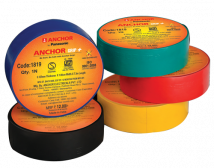 Anchor Grip: FR PVC Insulated Electrical Insulation Tape Online in India - Panasonic Life Solutions India