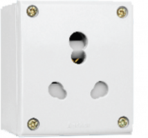 Penta  Capton Series 20A & 10A,Uni Socket With Box(Urea BackPirce - Features, Specifications - Socket Online India - Anchor by Panasonic