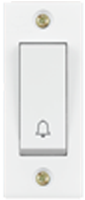 Penta 6A, Bell Push Switch Features, Specifications - Switches Online India - Panasonic Life Solutions India