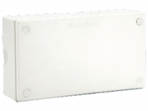 Penta Domestic Surface mounting Box -4x7 - Features, Specifications - Surface & Domestic Boxes Online India - Anchor by Panasonic