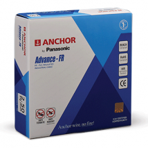 Anchor Building Wire: Advance FR (Flame Retardant) Wire Online in India - Panasonic Life Solutions India