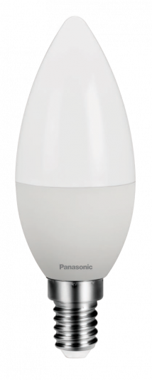 Candle Light Lamp B22 Features, Specifications - Consumer Lighting Online India - Panasonic Life Solutions India
