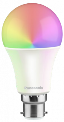 LED RGB Bulb Features, Specifications - Consumer Lighting Online India - Panasonic Life Solutions India