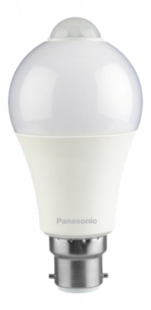 Motion Sensor Bulb Features, Specifications - Consumer Lighting Online India - Panasonic Life Solutions India