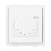Roma High Speed Fan Regulator White Features, Specifications - Fan Regulators and Dimmers Online India - Panasonic Life Solutions India