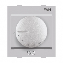 Roma 100W Fan Regulator, 2M, ISI, Silver Features, Specifications - Fan Regulators and Dimmers Online India - Panasonic Life Solutions India