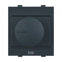 Roma Dimmer For Halogen 1000 W - Matt Black Features, Specifications - Fan Regulators and Dimmers Online India - Panasonic Life Solutions India