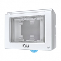 Roma 2M, Weatherproof Box (IP55) Features, Specifications - Support Module Online India - Panasonic Life Solutions India