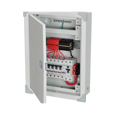 PREWIRE SPN DOUBLE DOOR DB