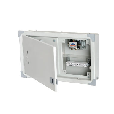 TV & TEL TPN DOUBLE DOOR DB
