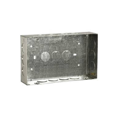 Concealed GI Sheet Metal Boxes(20 Gauge)