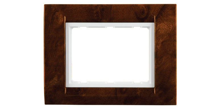 TRESA TEXTURE- TEXTURE Colour Plates (With white Base Frame)