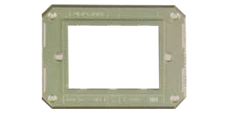 TRESA SOLID PLATES (WITH BASE FRAME )