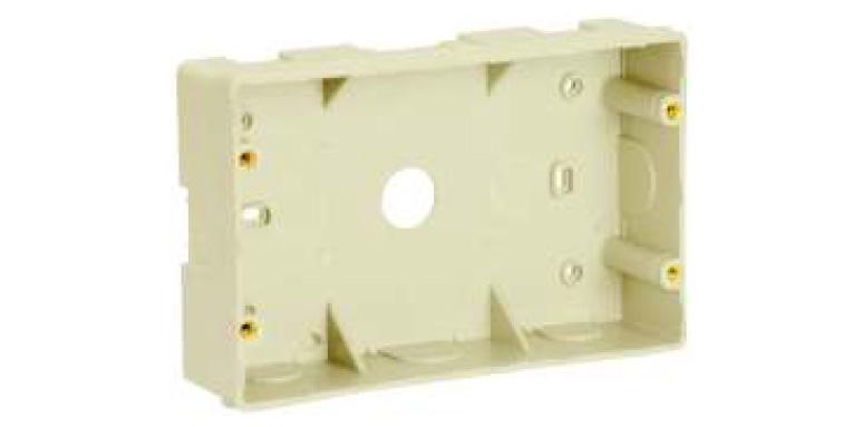 Surface Plastic Boxes