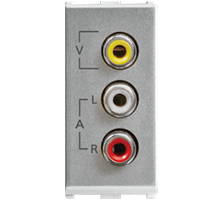 Audio Video Socket, 1M