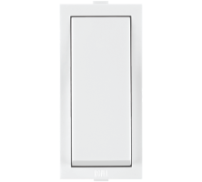 Roma White,  10AX, 1 Way  Switch