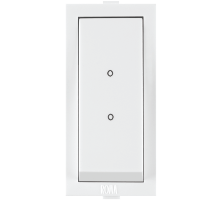 Roma White, 10AX, 2 Way  Switch
