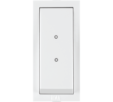 Roma White, 20 A,  2 Way Switch