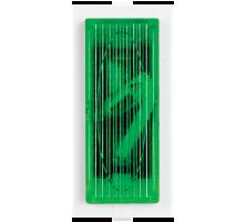 Roma White, Neon Indicator Green