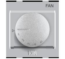 Roma Silver, Fan Step Regulator Dura EME 100W