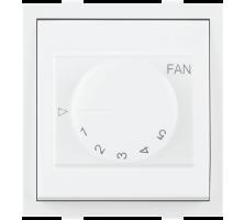 Roma White, Fan Step Regulator Dura EME 100W