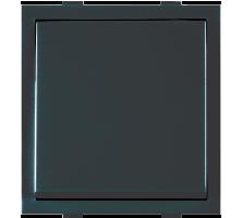 Roma Black, Dura Switches, 10AX, 1 Way Switch