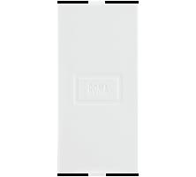 Roma White, Blank  Plate Single