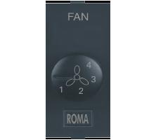 Roma Black, Fan Step Regulator Tiny EME 100W