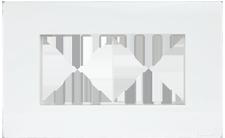 Roma Plus, 4 Module Plate