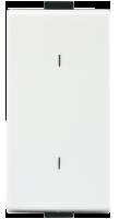 Roma Plus, 10AX, 2 Way Switch, 1M