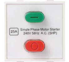 Roma Plus, 25A  Motor Starter Switch